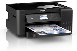 EPSON L6160 / 3in1 / CIS / A4 / 33ppm / 4ink / USB / Wi-Fi / Ethernet / LCD touch-panel