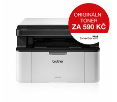 Brother DCP-1623WE / čb laser / 21str./ 2400 x 600 dpi / A4 / USB / Wi-Fi