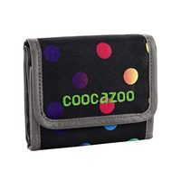 Coocazoo CashDash Magic Polka Colorful / Peněženka