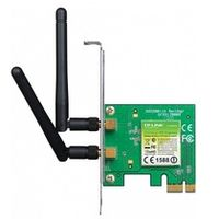 TP-LINK TL-WN881ND / PCI-Express Adaptér N300 / 802.11n / 2.4GHz 300Mbps / PCI-Express x1