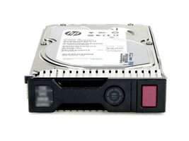 HP 500GB 6G SATA 7.2k 3.5in SC MDL HDD