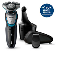 Philips AquaTouch Series 5000 S5400-26 Šedá / Holicí strojek / MultiPrecision / AquaTec / SmartClean