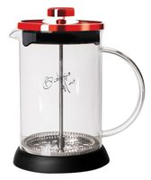Berlingerhaus Konvička na čaj a kávu French Press 600 ml  Burgundy Metallic Line