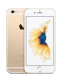 Apple iPhone 6S - 128GB zlatý / iOS10
