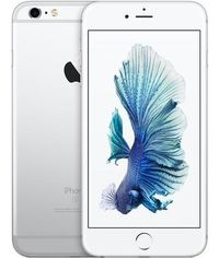 Apple iPhone 6S plus - 64GB stříbrný / iOS9.3