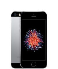 Apple iPhone SE - 16GB / iOS9.3CZ / black