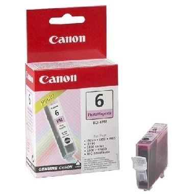 Canon cartridge BCI-6PM Photo Magenta (BCI6PM) / výprodej