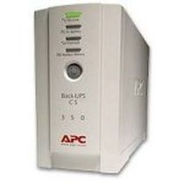 APC Back UPS CS 350 USB/serial / 210W