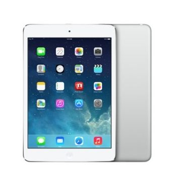 bazar - Apple iPad mini s RETINA 16GB / Wi-fi / 10h výdrž / 2x kamera  / A7 chip / silver