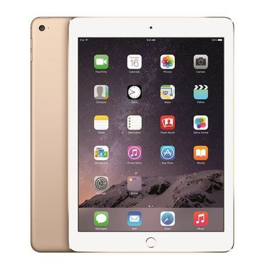 "Apple iPad Air 2 64GB WiFi Cellular Gold / 9.7""/ 2048x1536 / WiFi+LTE / 10h výdrž / 2x kamera / iOS8 / Zlatá"