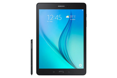 "SAMSUNG Galaxy Tab A 9.7 S Pen 16GB / 9.7"" / Q-C 1.2GHz / 2GB / 16GB / Wifi / Android 5.0 / WiFi / Bluetooth 4.0 / GPS /černý"