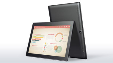 "Lenovo Tab 3 10 Business LTE / 10.1"" IPS / 1920x1200 / Quad-Core 1.3GHz / 32GB / 2GB RAM / Android 6.0 / černá"