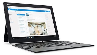 "Lenovo Miix 720-12IKB černá / 12"" QHD+ / i5-7200U 2.5GHz / 8GB / 256GB SSD / Intel HD / 5MP+1MP / BT Pen / Win10P"