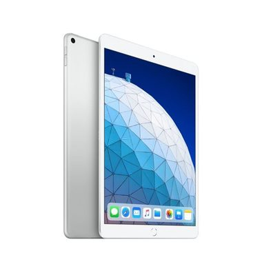 "Apple iPad Air (2019) Wi-Fi + Cellular 64GB stříbrná / 10.5""/ 2224x1668 / WiFi / LTE / 8MP+7MP / iOS 12"