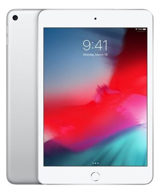 "Apple iPad mini (2019) Wi-Fi + Cellular 256GB stříbrná / 7.9""/ 2048x1536 / WiFi / LTE / 8MP+7MP / iOS 12"