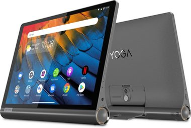"Lenovo Yoga Smart Tab 64GB LTE šedá / 10.1"" FHD / Qualcomm A53 Octa-C 2.0 GHz / 4GB RAM / 64GB / 8MP+5MP / Android 9.0"