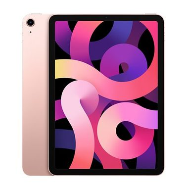 "Apple iPad Air 10.9"" (2020) Wi-Fi 64GB růžovo-zlatá / 2360x1640 / WiFi / 12MP+7MP / iPadOS 14"