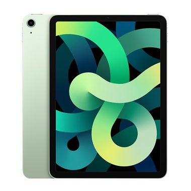 "Apple iPad Air 10.9"" (2020) Wi-Fi 256GB zelená / 2360x1640 / WiFi / 12MP+7MP / iPadOS 14"