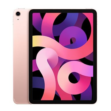 "Apple iPad Air 10.9"" (2020) Wi-Fi + Cellular 256GB růžovo-zlatá / 2360x1640 / WiFi / LTE / 12MP+7MP / iPadOS 14"