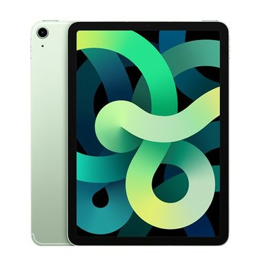 "Apple iPad Air 10.9"" (2020) Wi-Fi + Cellular 256GB zelená / 2360x1640 / WiFi / LTE / 12MP+7MP / iPadOS 14"
