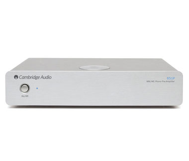 Cambridge Audio Azur 651P / stříbrná