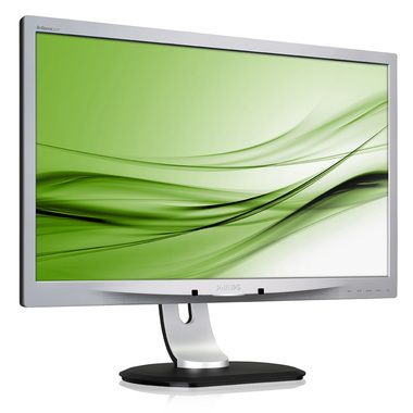"LCD Monitor 23"" PHILIPS 231P4QUPES-00 / LED / 1920 x 1080 / IPS / 16:9 / 14ms / 20mil:1 / 250cd-m2 / VGA / USB3.0 / Repro / střibrná"