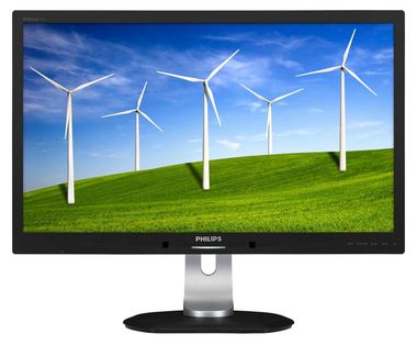 "LCD Monitor 27"" PHILIPS 272B4QPJCB/00 / LED / 2560x1440 / 16:9 / 12ms / 20mil:1 / 350cd-m2 / VGA+DVI+DP+HDMI / USB / Repro / Černý"