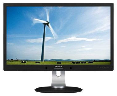 "LCD Monitor 27"" PHILIPS 272S4LPJCB-00 / LED / 2560x1440 / 16:9 / 5ms / 20mil:1 / 350cd-m2 / DP+DVI+HDMI+VGA / Repro / Černý / výprodej"