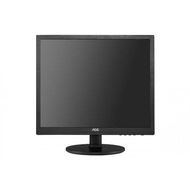 "LCD Monitor 19"" AOC I960SRDA / LED / 1280 x 1024 / IPS / 5:4 / 6ms / 1000:1 / 250cd-m2 / VGA+DVI / Černý"