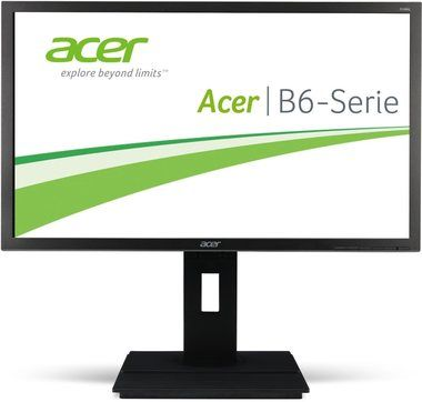 "24"" Acer B246HYLAYMIDR / FHD IPS LED / 1920x1080 / 6ms / DVI / HDMI / DP / USB"