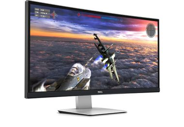 "LCD Monitor 34"" DELL U3415W UltraSharp / WLED / 21:9 / 3440x1440 / 1000:1 / 8ms / 3H IPS / HDMI / miniDP / DP / 6x USB / repro / 3YN"