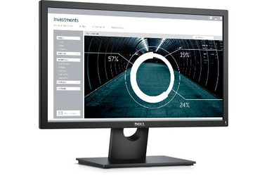 "LCD Monitor 22"" DELL E2216H / LED / 16:9 / 1920x1080 / 5ms / 1000:1 / DP / černý / 3YNBD"