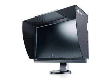 "LCD Monitor 24"" EIZO CG247-BK / IPS MG-LED / 1920x1200 / 1000 : 1 / 350 cd/m2 / Display port / DVI / HDMI / Černý"