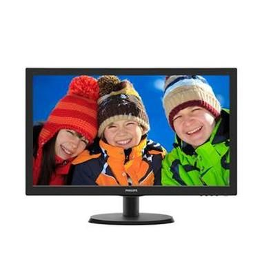 "LCD Monitor 21.5"" PHILIPS LCD 223V5LHSB2 / LED / 1920x1080 / 5ms / 10mil:1 / HDMI / VGA / Černý"