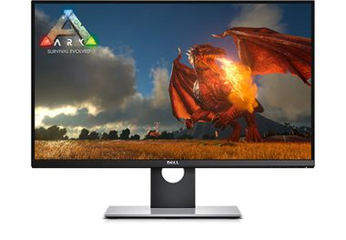 "LCD Monitor 27"" DELL S2716DG / LED / 2560 x 1440 / 16:9 / 1ms / 1000:1 / 350cd-m2 / G-sync / 144Hz / HDMI / DP / USB / 3YNBD"