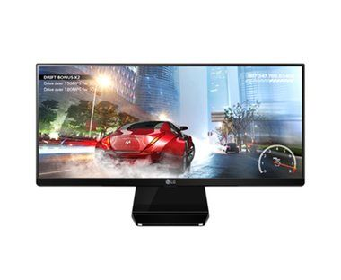 "LCD Monitor 29"" LG 29UM67-P / IPS / LED / 21:9 / 2560x1080 / 5M:1 / 5ms / 300cd-m2 / 2x HDMI / DVI / černý"