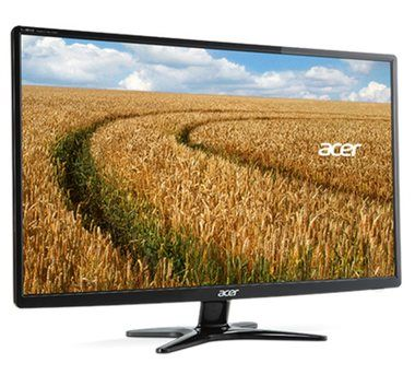 "LCD Monitor 27"" Acer G276HLIbid / TN LED / 1920 x 1080 / 100M:1 / 1ms / 250cd/m2 / VGA / DVI / HDMI / černá"