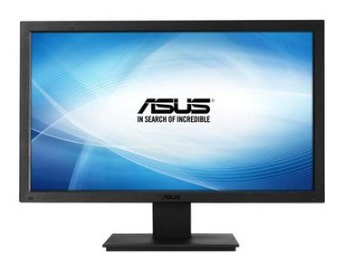 "LCD Monitor 21.5"" ASUS SD222-YA / FHD 1920 x 1080 / 16:9 / 5ms / 250 cd / 1000:1 / VGA / Repro / USB / Card reader / černá"