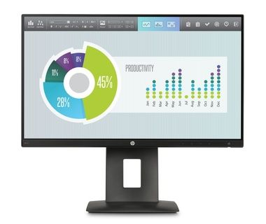"LCD Monitor 21.5"" HP Z22n / LED / 1920 x 1080 / IPS / 16:9 / 7ms / 1000:1 / 250cd-m2 / VGA+HDMI+DP / USB / Černý"