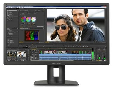 "LCD Monitor 31.5"" HP Z32x / LED / 3840 x 2160 / IPS / 16:9 / 8ms / 1000:1 / 300cd-m2 / HDMI+DP+miniDP / USB / Černý"