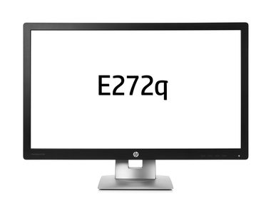 LCD Monitor HP E272q / LCD / 2560 x 1440 / IPS / 7ms / PROMO