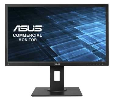"LCD Monitor 23.8"" ASUS BE249QLB / IPS / FHD 1920x1080 / 16:9 / 5ms / 250cd-m2 / 100M:1 / VGA+DVI+DP /  2x USB 2.0 / 2x 3.5mm jack"