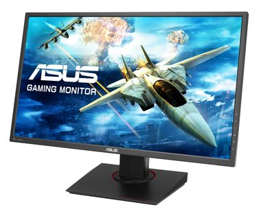 "LCD Monitor 24"" ASUS MG248Q / TN / FHD 1920x1080 / 16:9 / 1ms / 144Hz Free-Sync / 350cd / 100M:1 / DVI, HDMI 1.4, DP 1.2"