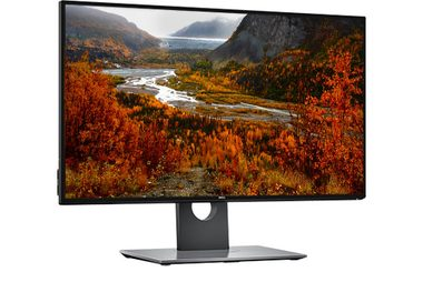 "LCD Monitor 27"" DELL U2717D UltraSharp / LED 3H-IPS / 2560x1440 / 16:9 / 6ms / 1000:1 / USB+DP+mDP+HDMI / černá / 3YNBD"