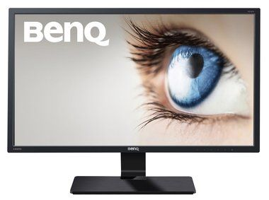 "LCD Monitor 28"" BenQ GC2870H / LED / 1920 x 1080 / VA / 16:9 / 5ms / 20M:1 / 300cd/m2 / VGA+HDMI / Černý"