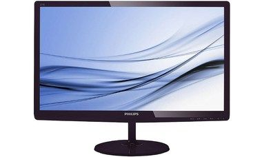 "LCD Monitor 27"" PHILIPS 277E6EDAD / W-LED / 1920x1080 / 16:9 / 5ms / 20mil:1 / 300cd-m2 / VGA+HDMI+DVI / Černý"