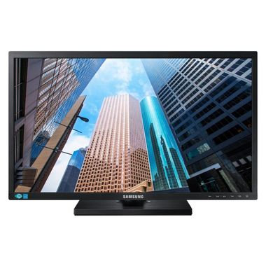 "LCD Monitor 27"" SAMSUNG S27E650D / LED / 1920 x 1080 / PLS / 16:9 / 4ms / 1000:1 / 300cd-m2 / DVI+HDMI+DP+VGA / VESA / Černý"