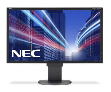 "LCD Monitor 27"" NEC EA275WMi / IPS / W-LED / 2560x1440 / 6ms / 350cd / VGA / DVI / DP / HDMI / USB / Repro / černý"