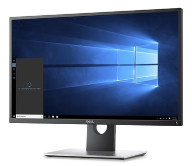 "LCD Monitor 20"" DELL P2017H Professional / LED / 1600x900 / IPS 3H / 16:9 / 6ms / 1000:1 / 250cd-m2 / DP+HDMI+VGA / USB / Černý / 3Y"