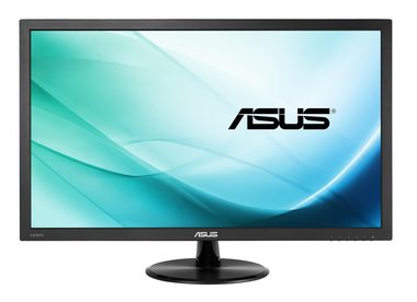 "LCD Monitor 22"" ASUS VP228H / TN / FHD 1920 x 1080 / 16:9 / 1 ms / 250cd-m2 / 100M:1 / VGA + DVI + HDMI"